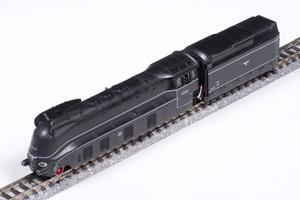 Die fertige BR01 Stromlinie mit Sound