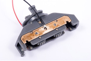 Drehgestell mit verbesserter Stromabnahme