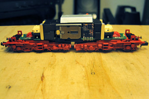 BR254 / E94 mit DCX76