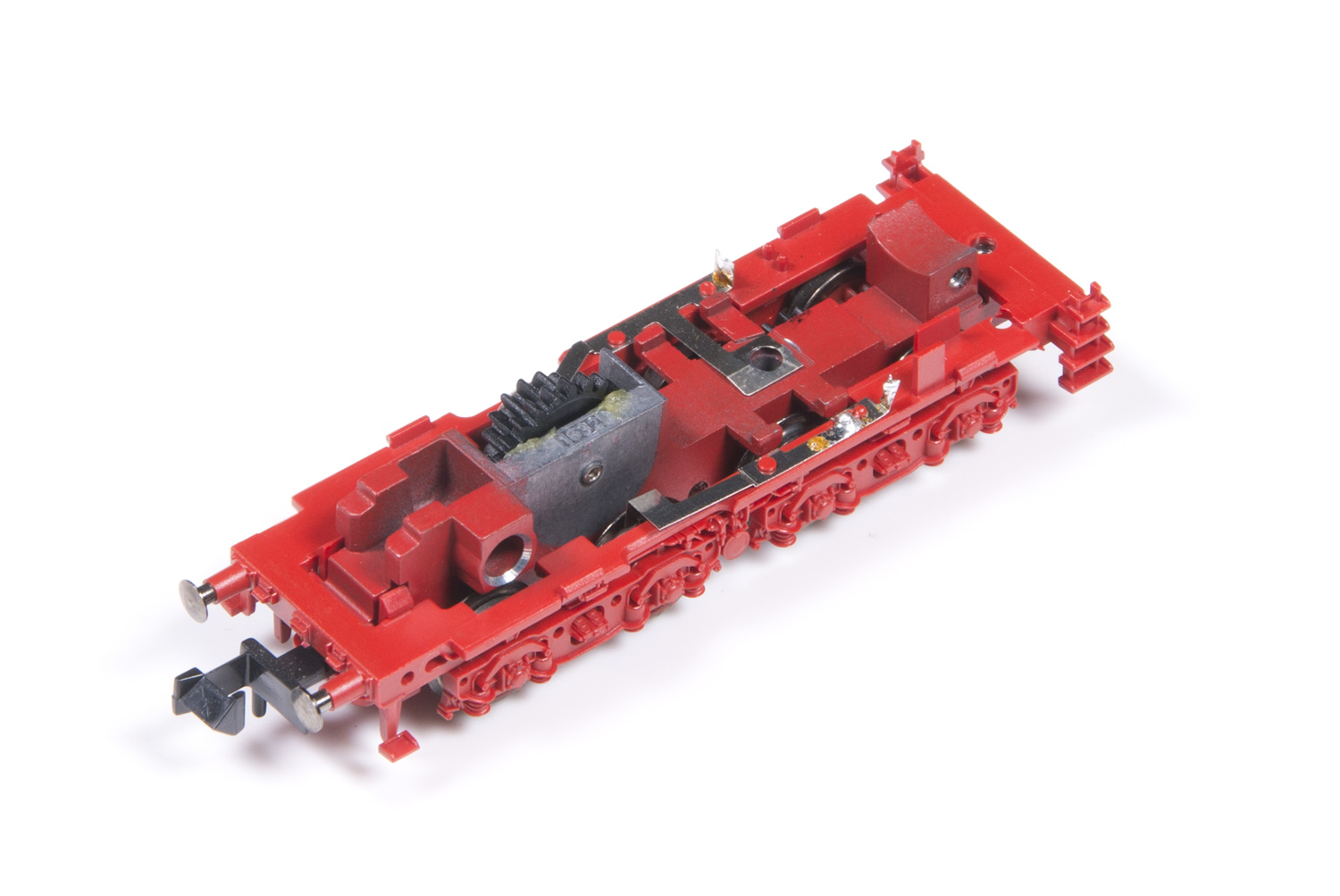 Chassis des Tenders