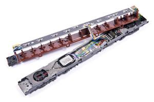 Eingebauter Lautsprecher und Decoder