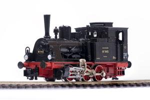 BR89 mit DH05 und neuem Motor