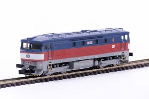 CD 749 Bardotka mit MX658N18