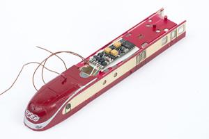 Zimo MX646 eingebaut