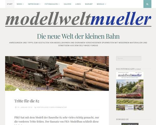 Modellwelt Müller